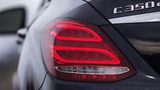 MERCEDES W205 C300 C450 AMG DRIVER LEFT SIDE LED TAILLIGHT ASSEMBLY GENUINE OEM