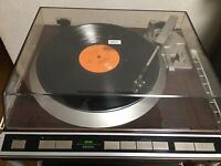 Denon DP-45F Direct Drive Fully Automatic Turntable System W/DL-60 Cartridge