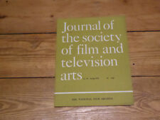 National Film Archive Society of Film Television Arts Journal No 39 Spring 1970