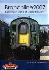 Bachmann 36-2007 1 76 OO Scale Bachmann Branchline Catalogue 2007
