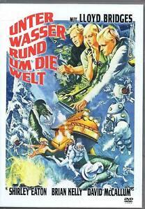 Around The World And Under The Sea - - NEW DVD - Lloyd Bridges - 1966