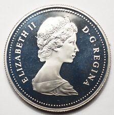 CANADA : 1 DOLLAR 1981 PROOF - PEU COURANT