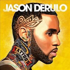 Tattoos [PA] by Jason Derulo (CD, Sep-2013, Warner Bros.) (REF BOX 45)
