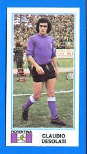 CALCIATORI 1974-75 Panini - Figurina-Sticker n. 131 - DESOLATI -FIORENTINA-Rec