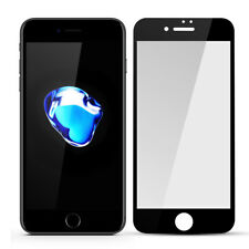 For iPhone 6 6S 4-7 - Full Curved Tempered Glass LCD Screen Protector Black