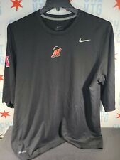 High Desert Mavericks / Game Used / Nike Dri-Fit 3/4 Shirt / XL / Texas Rangers