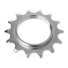 "Novatec Fixed Gear piñón 14 dientes rosca 1/8"" ruedas fixed bike bahnrad Single Speed"