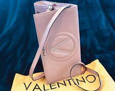 Pink Leather Valentino Crossbody Bag