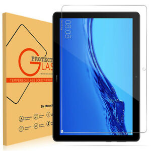 """Huawei MediaPad T5 10.1""""(inch) Tablet Anti-Glare Tempered Glass Screen Protector"""