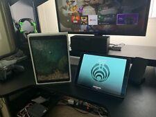 Apple iPad Pro 2nd Gen. 256GB, Wi-Fi + Cellular (Unlocked), 10.5in - Space Gray