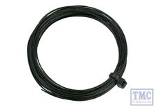 DCW-32BK DCC Concepts N/TT/HO/OO/O/G Scale Black Stranded Decoder Wire (6m)