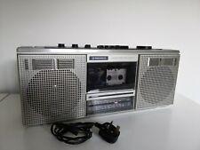 Vintage Pioneer SK-303L Portable Stereo Radio Cassette Boombox Ghettoblaster 80s