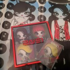2NE1 2nd Mini Album CD + Booklet + CL Card + Poster K-Pop