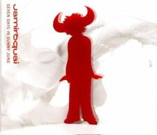 JAMIROQUAI Seven days in June 2 TRACK CD  NEW - NOT SEALED