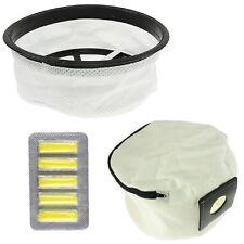 riutilizzabile ZIP Sacchetto Polvere & rotondo Filtro in tessuto Profumatore per