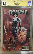 Domino #1 Rob Liefeld Cover Comic Book