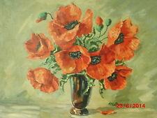 Künstlerische Malereien von 1900-1949 im Expressionismus-Stil auf Leinwand