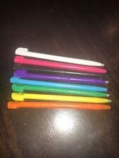 Nintendo DS 8 Loose Rainbow Plastic