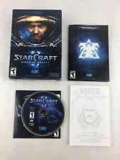 StarCraft II: Wings of Liberty Windows Mac: Mac and Windows 2010 Blizzard