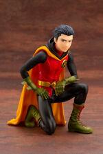 DC Comics - Robin - Damian Wayne Ikemen Statue 1st Ed. w/Bonus Part (Kotobukiya)