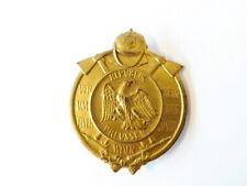 Preußen Freistaat Feuerwehr-Erinnerungsabzeichen für Verdienst um das Feuerlösch
