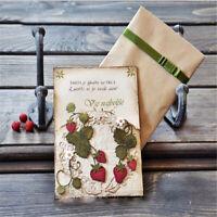 Stanzschablone Erdbeere Rebe Weihnachten Hochzeit Geburtstag Oster Karte Album