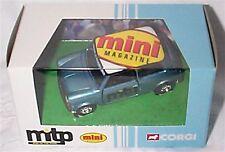Corgi Mini In ThePark Mini Ltd edition mib