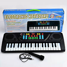 (2) Kids 37 key Electronic keyboard