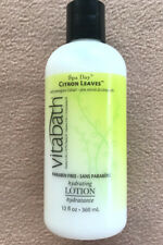 Vitabath ~ Citron Leaves ~ Hydrating Body Lotion ~ 12 oz ~ New