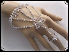 Unbranded Crystal Alloy Fashion Bracelets