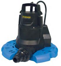 Pompa rana elettropompa svuotamento teloni PVC copertura piscina 250W sommersa