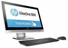 "HP EliteOne 800 G2 Intel Core i7 6700 23"" LED Touchscreen All in One PC"