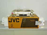 JVC HR-S6700 High-End S-VHS ET Videorecorder in OVP w.NEU, FB&BDA, 2J. Garantie