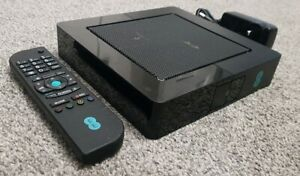 EE Netgem N8500-4T2C-102-D TV recorder box c/w original remote and power supply