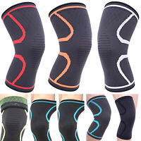 Compression Knee Brace Sleeve Support Guard Arthritis Pain Relief GYM Protector