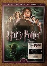 Harry Potter and the Goblet of Fire 2-Disc Special Edition DVD New