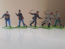 Britains deetail acw union confederate 1970s  1:32