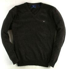 Gant Pullover Sweater Wolle Braun Gr. L