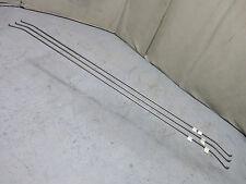 67 68 Mustang Fast Back Head Liner Bow Set Headliner Rods Factory Original Rare