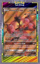Mouscoto GX - SL4:Invasion Carmin -104/111 - Carte Pokemon Neuve Française