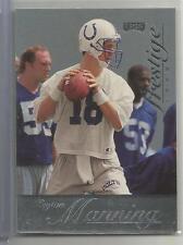 1998 Playoff Prestige Football Peyton Manning Rookie Card   165 (CSC) d60bd4ed1