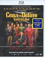 Cena con delitto. Knives out (2019) Blu Ray + DVD