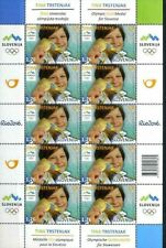 Slovenia 2016 Sport, Summer Olympic Games, Gold Medalist, Tina Trstenjak MNH**