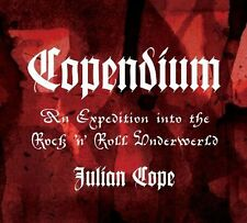 COPENDIUM Julian Cope CD Box set Limited Edition The Teardrop Explodes post punk