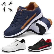 Fashion Men's Casual Walking Shoes Athletic Non-slip Running Tennis Sneakers Gym