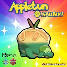 Pokemon Sword And Shield  Gigantamax Shiny Appletun