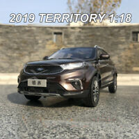 ORIGINAL 1:18 Scale 2019 FORD TERRITORY Diecast Car Model  NEW IN BOX