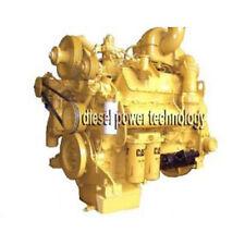 Caterpillar 3408DI Remanufactured Diesel Engine Long Block or 3/4 Engine