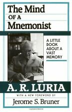 The Mind of a Mnemonist: A Little Book about a Vast Memory, With a New Forewo…