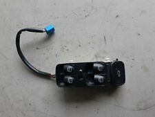 MERCEDES BENZ C CLASS COUPE DRIVER WINDOW SWITCH  A2038200110, Q03